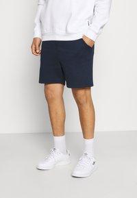 Jack & Jones - JJIBRINK - Shorts - navy blazer - 0
