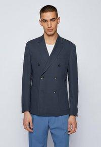 BOSS - NIELSEN - Blazer jacket - dark blue - 0