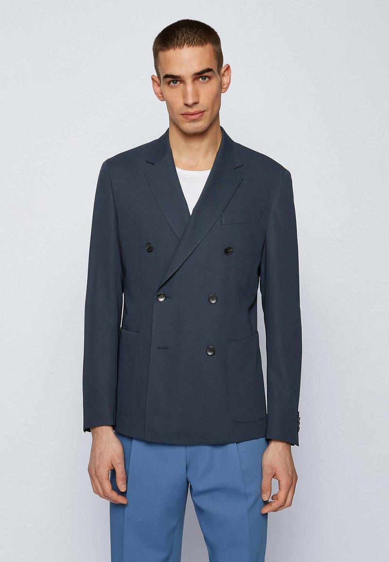 BOSS - NIELSEN - Blazer jacket - dark blue