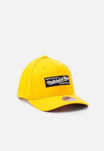 BRANDED BOX LOGO REDLINE SNAPBACK - Pet - mustard