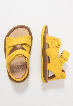 BICHO - Sandals - yellow