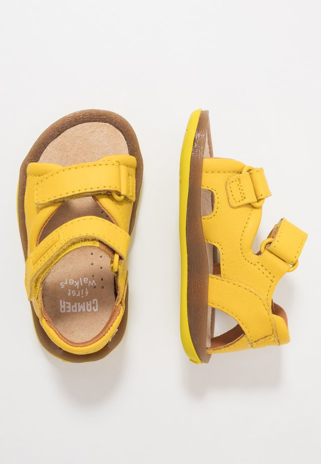 BICHO - Sandaalit nilkkaremmillä - yellow