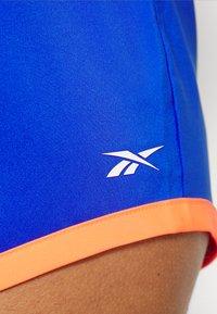 Reebok - SHORT - Pantalón corto de deporte - court blue - 4