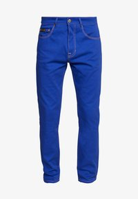 Versace Jeans Couture - MILANO ICON - Jeans a sigaretta - cobalt blue - 4