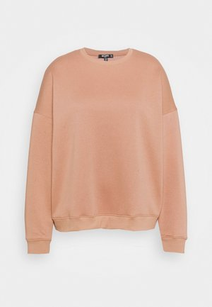 CREW NECK  - Sweatshirt - rose
