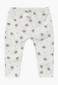Benetton - Leggings - white