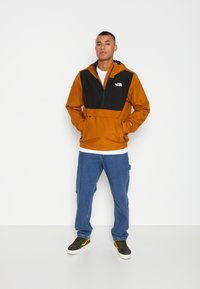 The North Face - MEN'S WATERPROOF FANORAK - Windbreaker - timber tan - 1