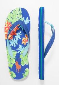Polo Ralph Lauren - WHITLEBURY II CASUAL - Boty do bazénu - tropical - 1