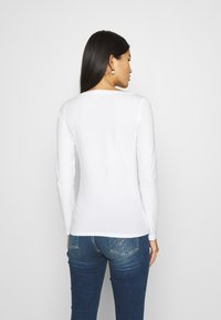 Guess - NORAH  - Long sleeved top - true white - 2