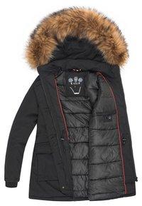 Navahoo - SCHNEEENGEL PRC - Winter coat - black - 2