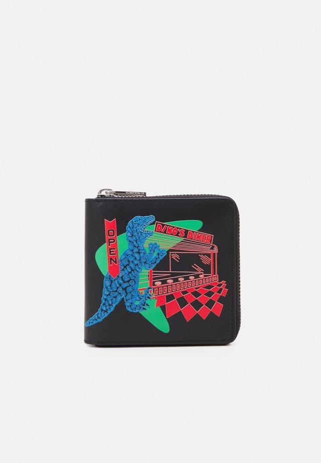 WALLET ZIP AROUND DINO UNISEX - Geldbörse - multi-coloured