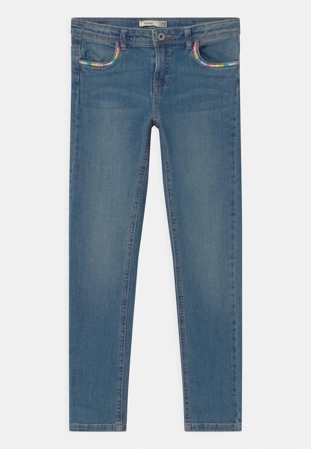 BROC - Slim fit jeans - ensign blue