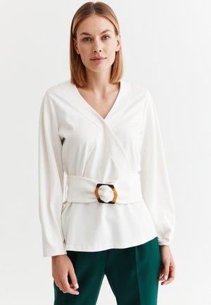 NOBELA - Blouse - off white