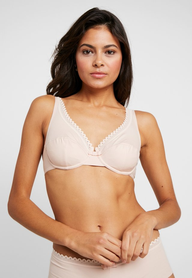 OXYGENE SUPPORT BRA - Underwired bra - nude