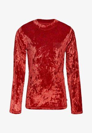MEISJES - T-shirt à manches longues - red