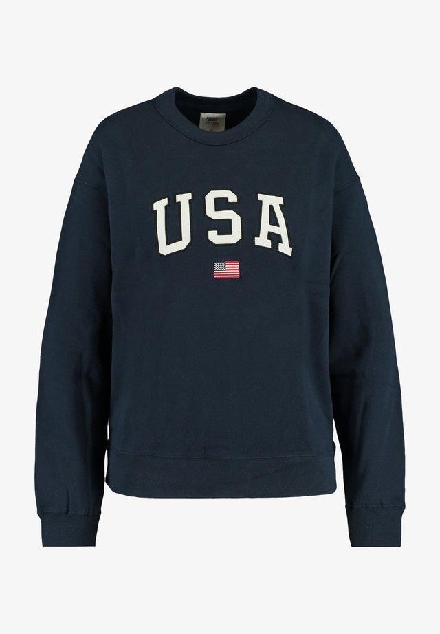 SOEL - Sweatshirt - navy