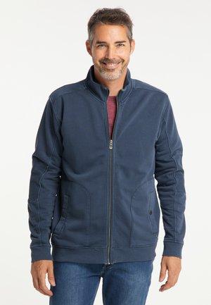 Zip-up hoodie - moodindigo