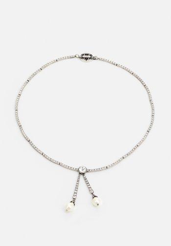 PINETA - Necklace - antracite