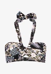 Seafolly - BANDEAU - Bikini top - black - 3