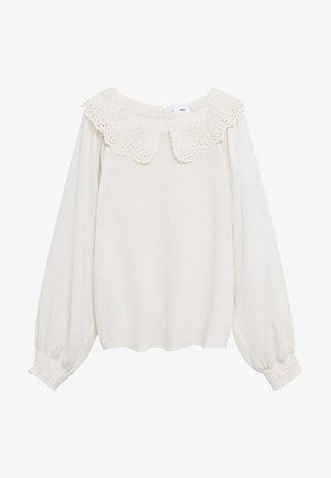 RORO - Bluse - beige