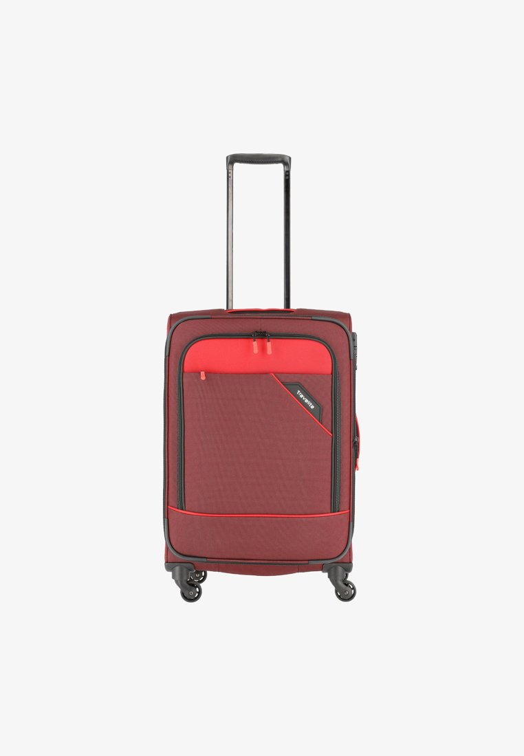 Travelite - Wheeled suitcase - red