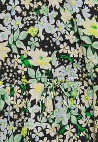 TOM TAILOR DENIM - LIGHT MINI DRESS - Day dress - multi-coloured - 5