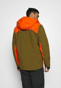 Quiksilver - CORDILLERA - Snowboard jacket - military olive - 2