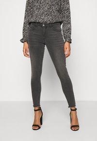 JDY - JDYSONJA LIFE - Jeans Skinny Fit - grey denim - 0