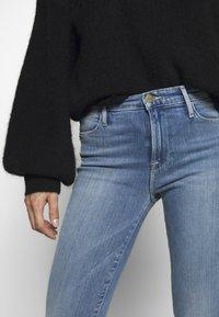 Frame Denim - LE HIGH SKINNY - Jeans Skinny Fit - blue denim - 5