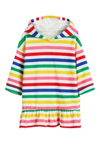 Next - MULTI STRIPE TOWEL DRESS - Župan - white - 0