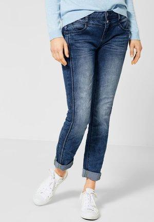 JANE - Slim fit jeans - blue