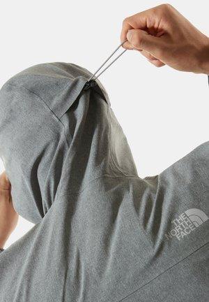 APEX FLEX  - Hardshell-jakke - light grey