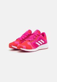 adidas Performance - EDGE LUX 4 X MARIMEKKO - Zapatillas de entrenamiento - team real magenta/footwear white/vivid red - 1