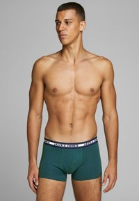 Jack & Jones - 5 PACK - Boxershort - dark grey melange - 3