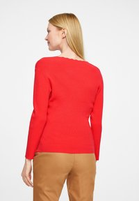 comma - Jumper - red - 2