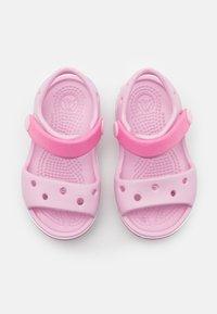 Crocs - CROCBAND KIDS - Sandals - ballerina pink - 3