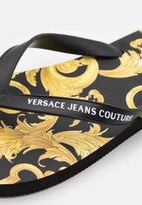 Versace Jeans Couture - Japonki - black/gold - 5
