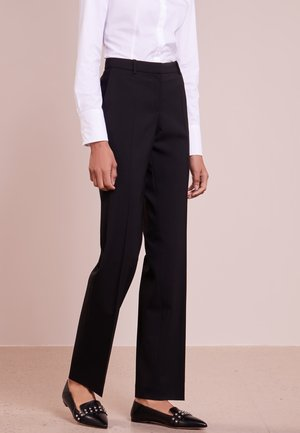 HINASS - Trousers - black