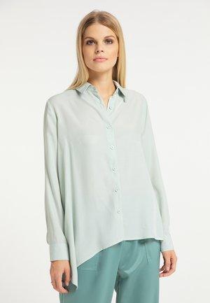 Button-down blouse - minze