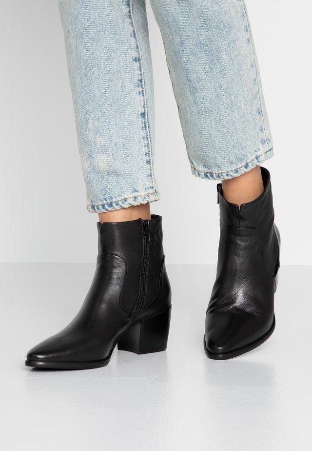 Ankle boot - soffio nero