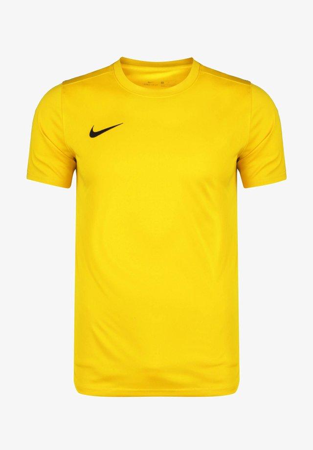 DRI-FIT PARK - T-shirt basique - tour yellow / black