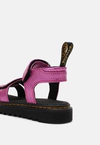 Dr. Martens - KLAIRE - Sandals - pink - 6