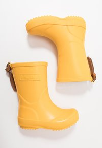 Bisgaard - BASIC BOOT - Holínky - yellow - 0