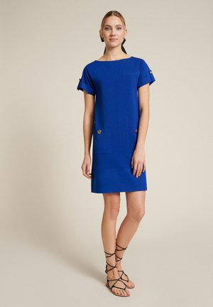 CAMPANIA - Day dress - bluette/bluette