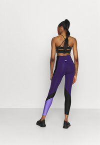 Reebok - LUX - Leggings - purple - 2