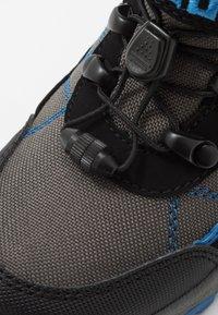 LICO - PELLE - Zimní obuv - grau/schwarz/blau - 2