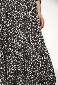 Rebecca Minkoff - CHELSEA DRESS - Maxi dress - ecru/multicolor - 7