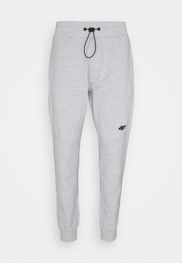 SVEN - Tracksuit bottoms - grey