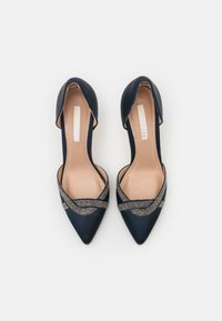 Dorothy Perkins - GLAMOUR 2 PART HEATSEAL COURT - Avokkaat - navy