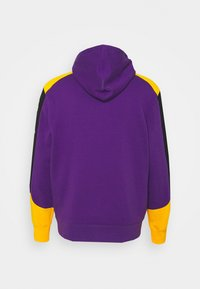 Mitchell & Ness - NBA LOS ANGELES LAKERS FUSION HOODY - Sweat à capuche - purple - 1